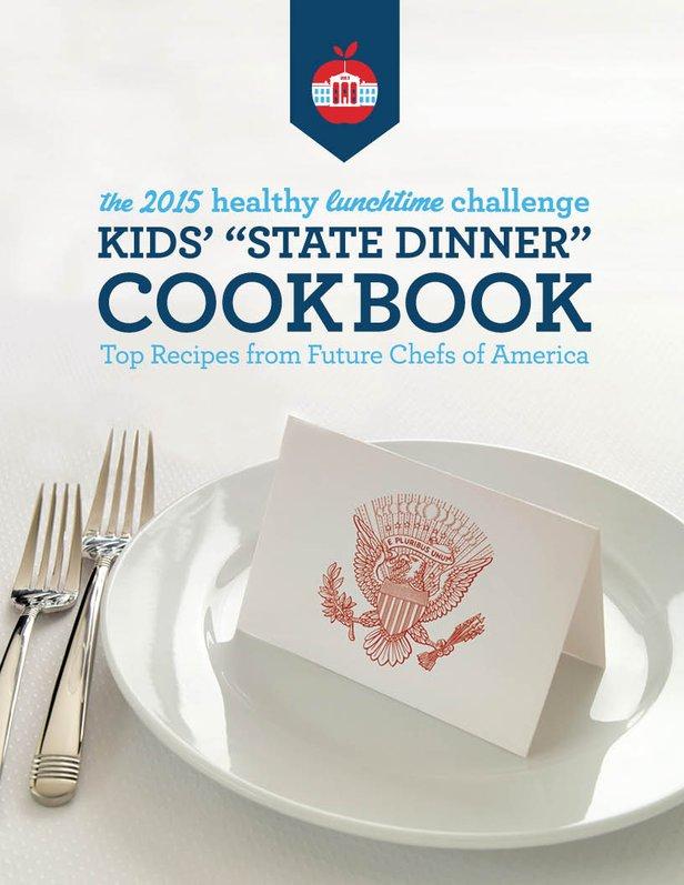Lunchtime challenge cookbook